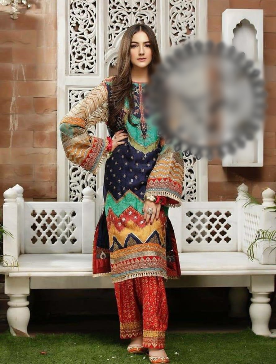32a0b34c75 Home / Agha Noor / AGHA NOOR Lawn And Mesori Master Replica 2019