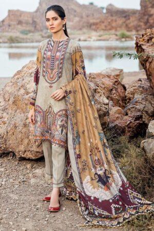 BAROQUE Cotton And Lawn Master Replica 2019