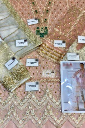 ANUS ABRAR Net And Silk Master Replica 2019