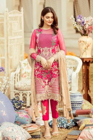 IMROZIA Cotton Dress