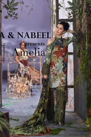 ASIFA AND NABEEL Lawn
