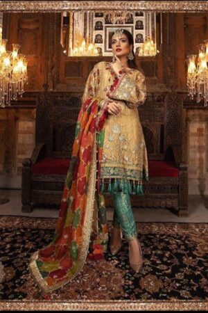 MARIA B Bridal Dress