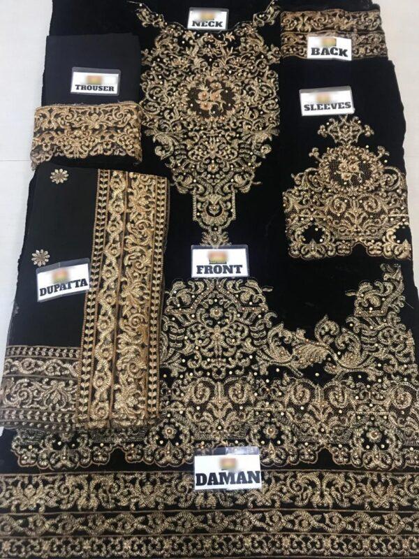 RANG RASIYA Velvet Collection