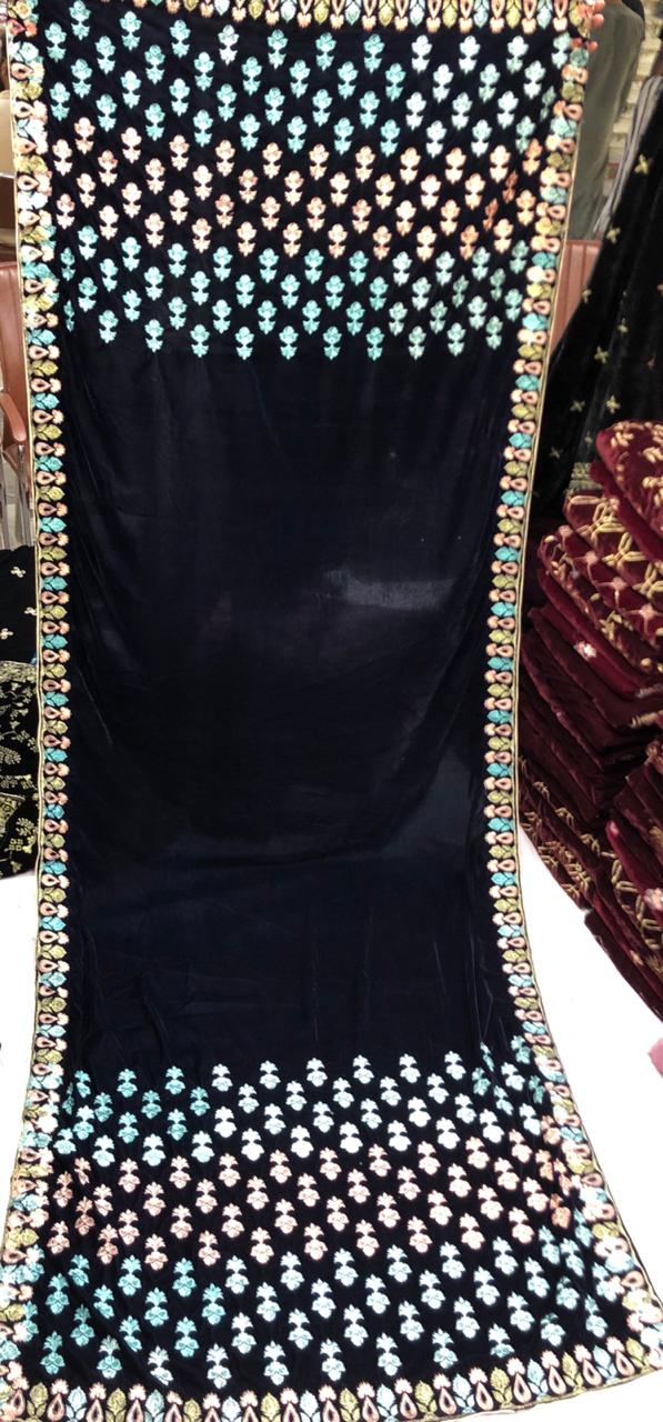 Gents Velvet Shawl