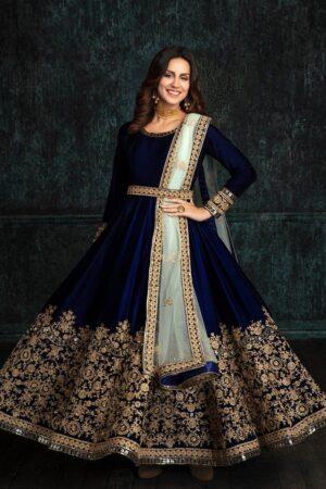 Designer Bridal Velvet Collection