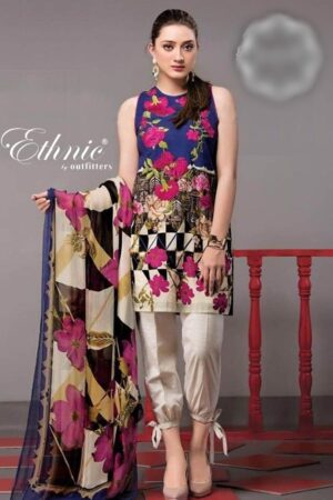 ETHNIC Linen Winter Collection