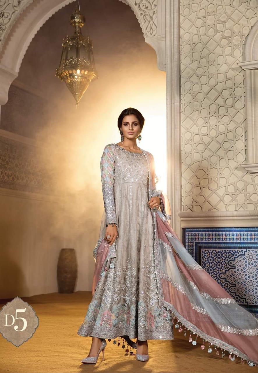 Elegant MARIA B Net Wedding Collection Master Replica 20