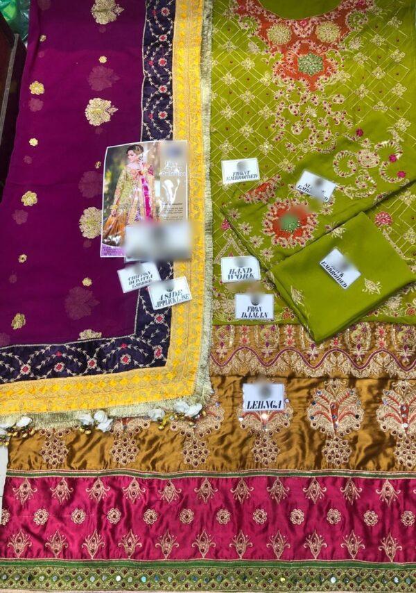 Chiffon Bridal Collection