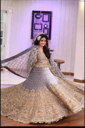 KASHEE'S Maysuri Bridal Dress