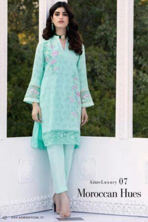 azure luxury formals