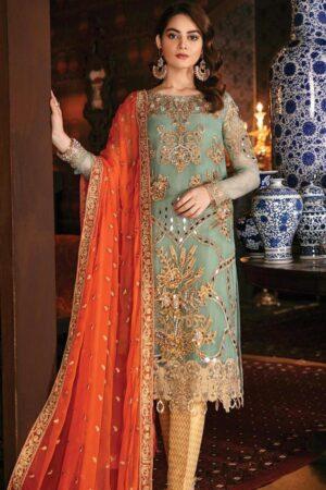 aiman khan dress design