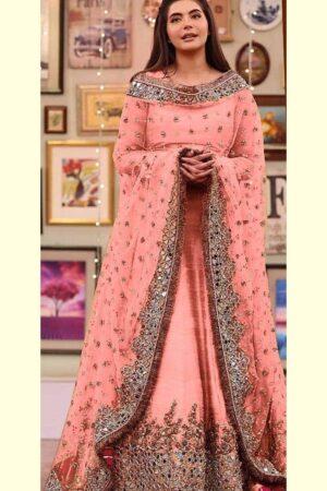 nida yasir fancy dresses
