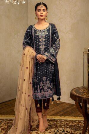 Al Karam Lawn Embroidered