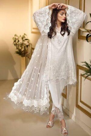 anaya white dress