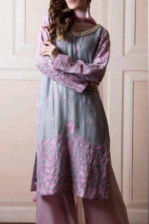 Silk Designer Dress