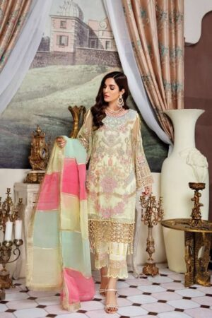 maryam and maria party wear