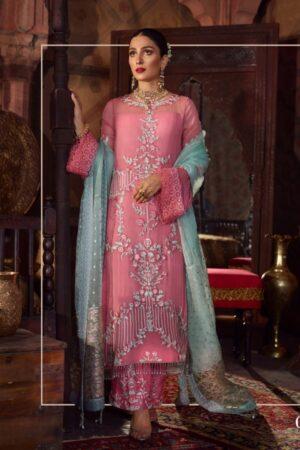 ayeza khan pink dress
