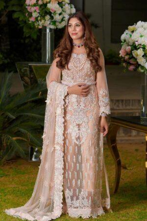 CRIMSON Bridal dress