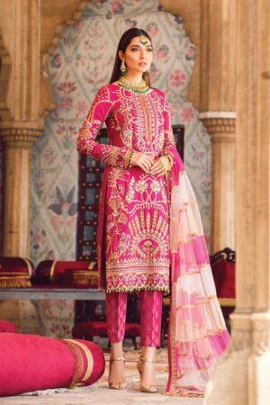 gulaal pink wedding dress