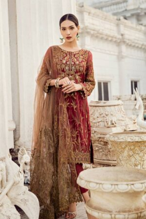 IZNIK Chiffon Party Wear