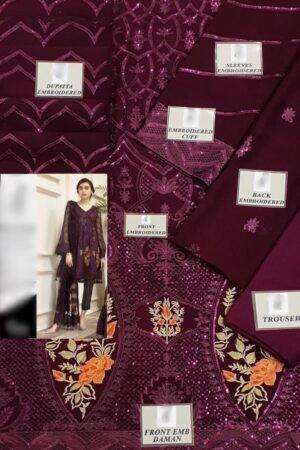 JAZMIN Chiffon Suit