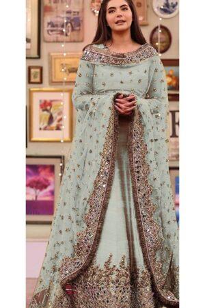 nida yasir maxi dress