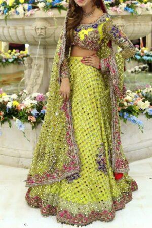 kashees wedding dresses