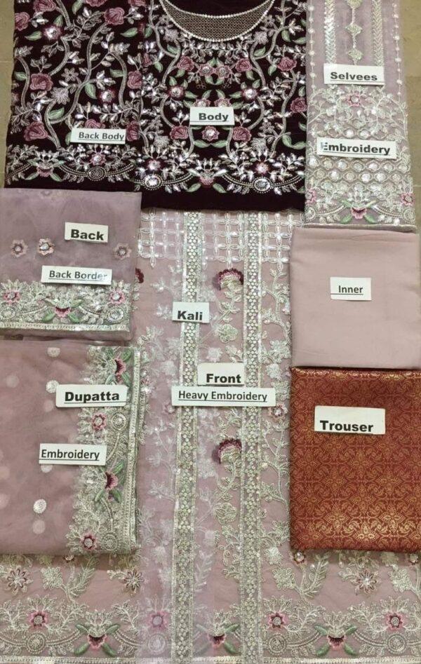 KASHEE'S Net Bridal Suit