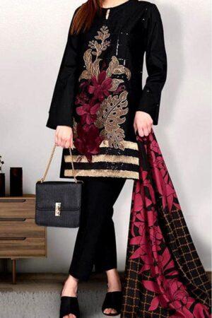 Limelight black dress