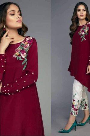 maria b cotton suits