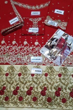 NOMI ANSARI Chiffon Dress 2020