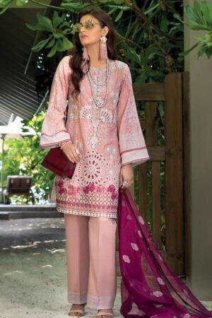 zainab chottani pink dress