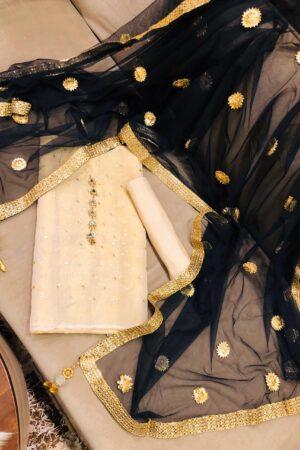 fancy dupatta designer dress