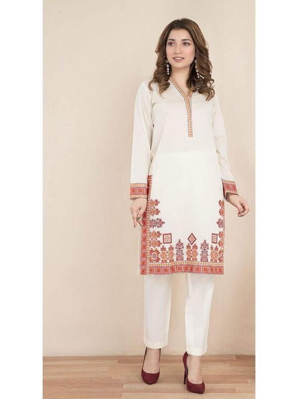 designer cotton dresses for ladies