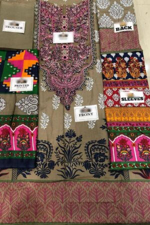 IZNIK Lawn Collection