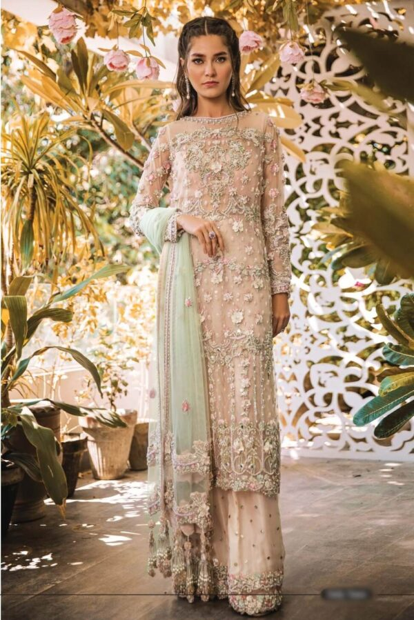 SANA SAFINAZ Net Party Dress 2020