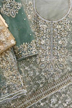 AISHA IMRAN Bridal Net